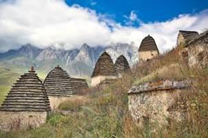 viaggio nel Caucaso russo