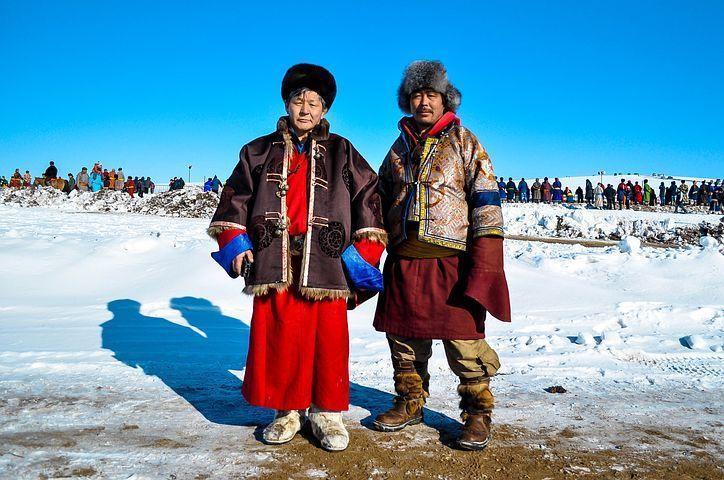 viaggio nell'artico russo
