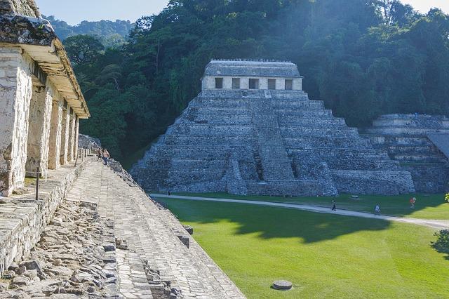 viaggio nel Messico dei Maya